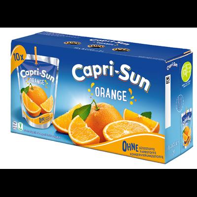 Capri-Sun Orange 12 % Fruchtgehalt - 10 x 0,20 Beutel